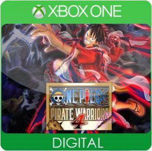 One Piece: Pirate Warriors 4 Xbox One Mídia Digital