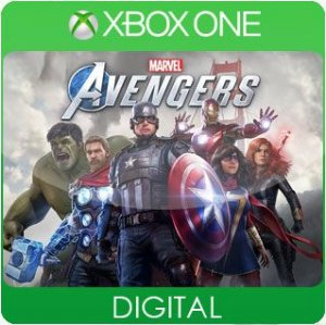 Marvel's Avengers Xbox One Mídia Digital