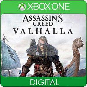 Assassin's Creed Valhalla Xbox One Mídia Digital