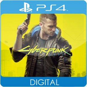 Cyberpunk 2077 PS4 Mídia Digital