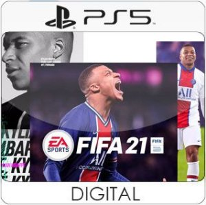 FIFA 21 PS5 Mídia Digital