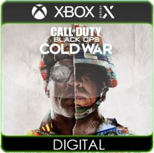 Call of Duty: Black Ops Cold War Xbox Series X|S Mídia Digital