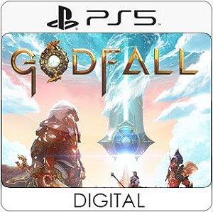 Godfall PS5 Mídia Digital