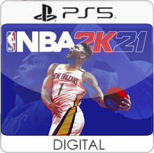 NBA 2K21 Next Generation PS5 Mídia Digital