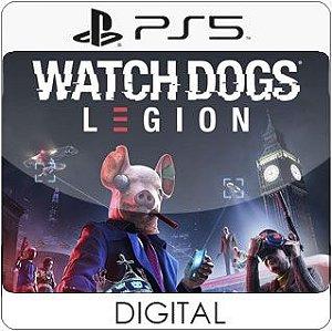 Watch Dogs: Legion PS5 Mídia Digital