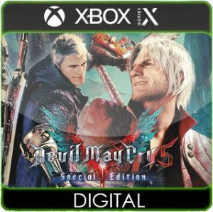 Devil May Cry 5 Special Edition Xbox Series X|S Mídia Digital