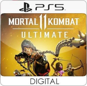 Mortal Kombat 11 Ultimate PS5 Mídia Digital