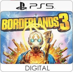 Borderlands 3 PS5 Mídia Digital
