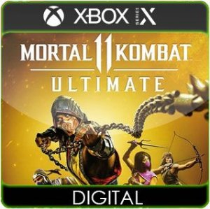 Mortal Kombat 11 Ultimate Xbox Series X|S Mídia Digital