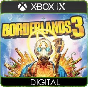 Borderlands 3 Xbox Series X|S Mídia Digital