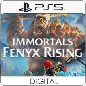 Immortals Fenyx Rising PS5 Mídia Digital