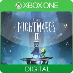 Little Nightmares 2 Xbox One Mídia Digital