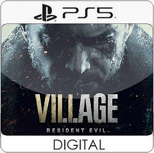 Resident Evil Village PS5 Mídia Digital