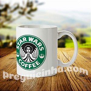 Caneca personalizada Star Wars Coffee