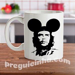 Caneca personalizada Mickey Che Guevara