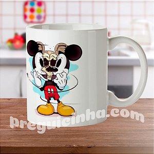 Caneca personalizada Mickey Skull