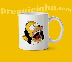 Caneca personalizada Homer Simpson