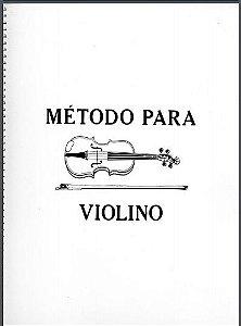 Método para violino Shmoll **ARQUIVO EM PDF ENVIO POR EMAIL**