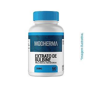 Extrato de Bulbine | Precursor da Testosterona - Modherma