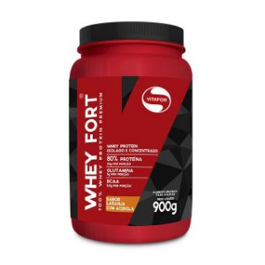 Whey Fort | 900g - Vitafor