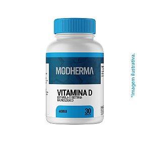 Vitamina D | 30 Cápsulas