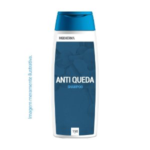 Shampoo Anti Queda 150ml | Modherma
