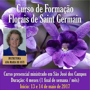 Curso Presencial de Formação no Sistema Floral de Saint Germain