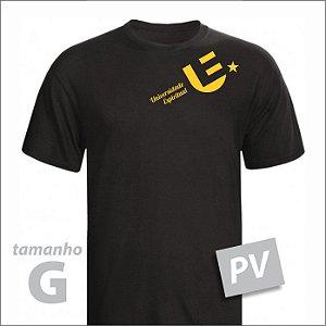 Camiseta - ORGANIZAÇÃO - PV - tamanho G