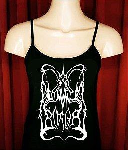 Alcinha Dimmu Borgir (Logo Antigo)