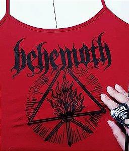 Alcinha Vermelha Behemoth