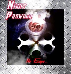 CD Night Prowler - No Escape