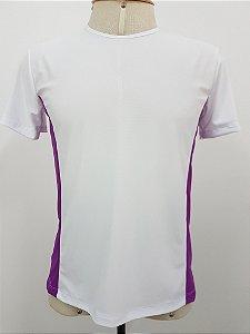 Camiseta Básica com recorte (CA-MM01)