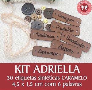 Kit Adriella 1 - palavras
