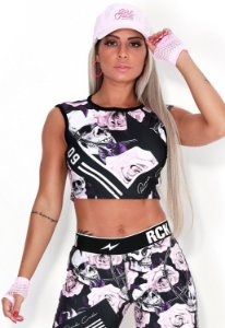 TOP CROPPED POSY