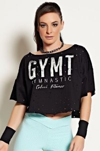 Blusa Gymnastic - Colcci Fitness