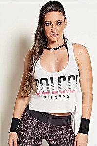 Regata com Silk - Colcci Fitness