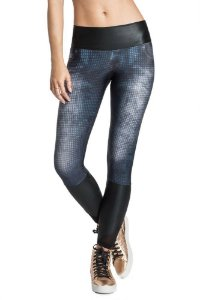 Legging Jeans Power Cut Team Fit