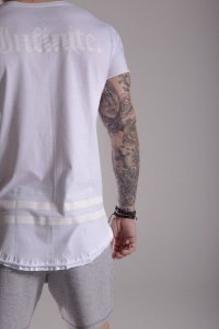 CAMISETA ALL WHITE Tam M - cod01663
