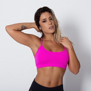 Top Fitness Basic Days Pink Tam P - cod01912