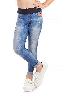 Legging Jeans Essential Kids LIVE - cod01987 cod01988