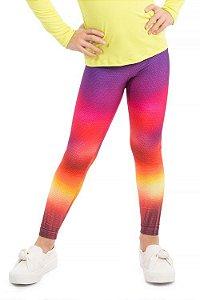 Legging Rainbow Hype Kids LIVE - cod01980