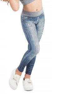 Legging Jeans Washed Kids LIVE - cod01975 cod01976