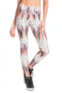 Legging Trademark LIVE Tam M - cod01954