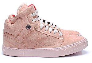 Tênis Hardcorefootwear SLIM SUED NUDE - cod02078