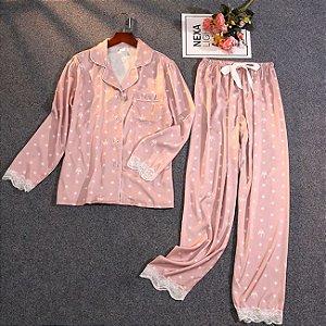 Pijama Feminino Starly