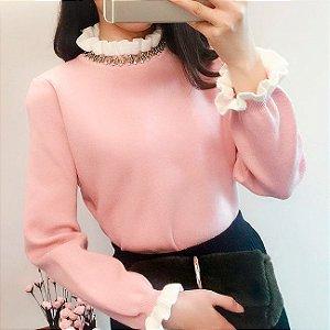 Suéter Feminino Ball Shinny