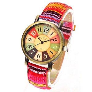 Relógio Feminino Vansvar 1903 V2