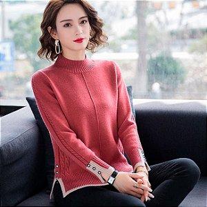 Suéter Feminino Autumn