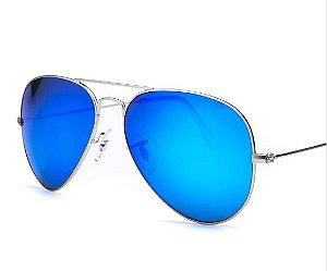 a117b90e69f79 Óculos Gaocheng Classico Aviador