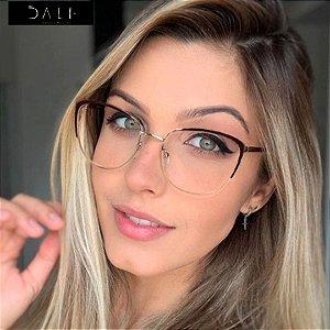 Armação de Óculos Retro